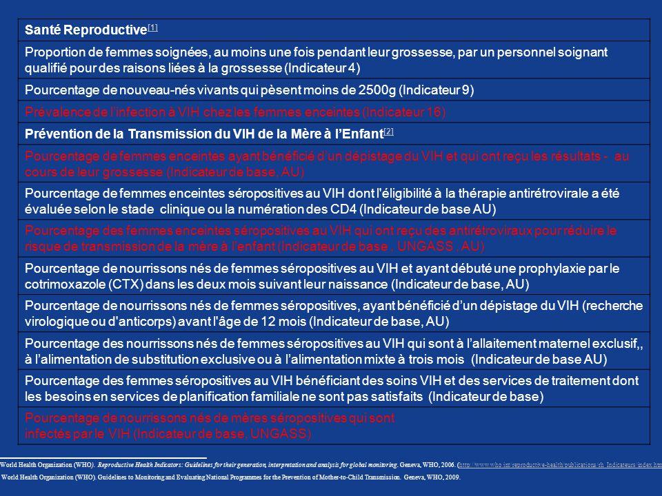 Prévention de la Transmission du VIH de la Mère à l'Enfant[2]